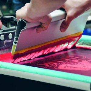 Печать на футболках. Собственное производство