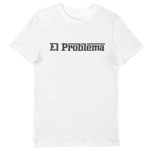 "Футболка с принтом ""EL Problema"""